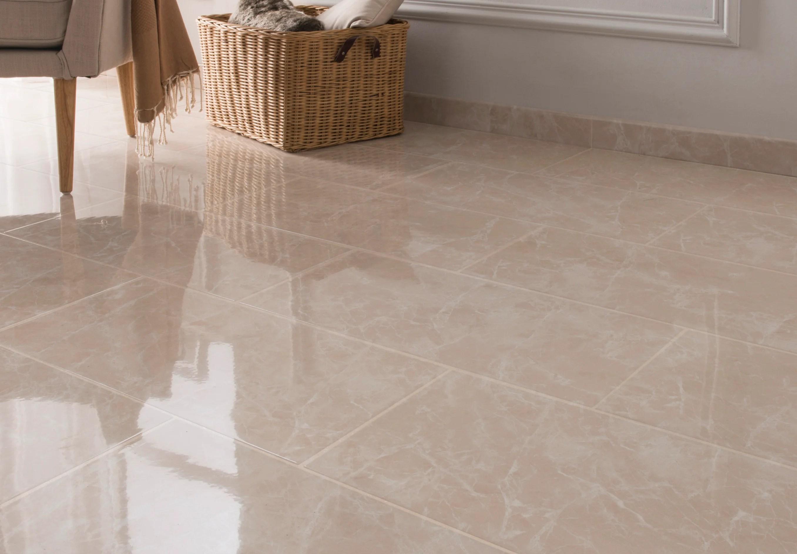 carrelage sol et mur forte effet marbre beige olympie l 30 x l 60 cm