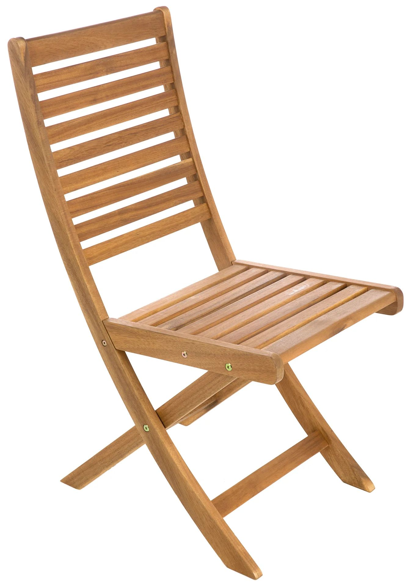 chaise de jardin en bois porto brun