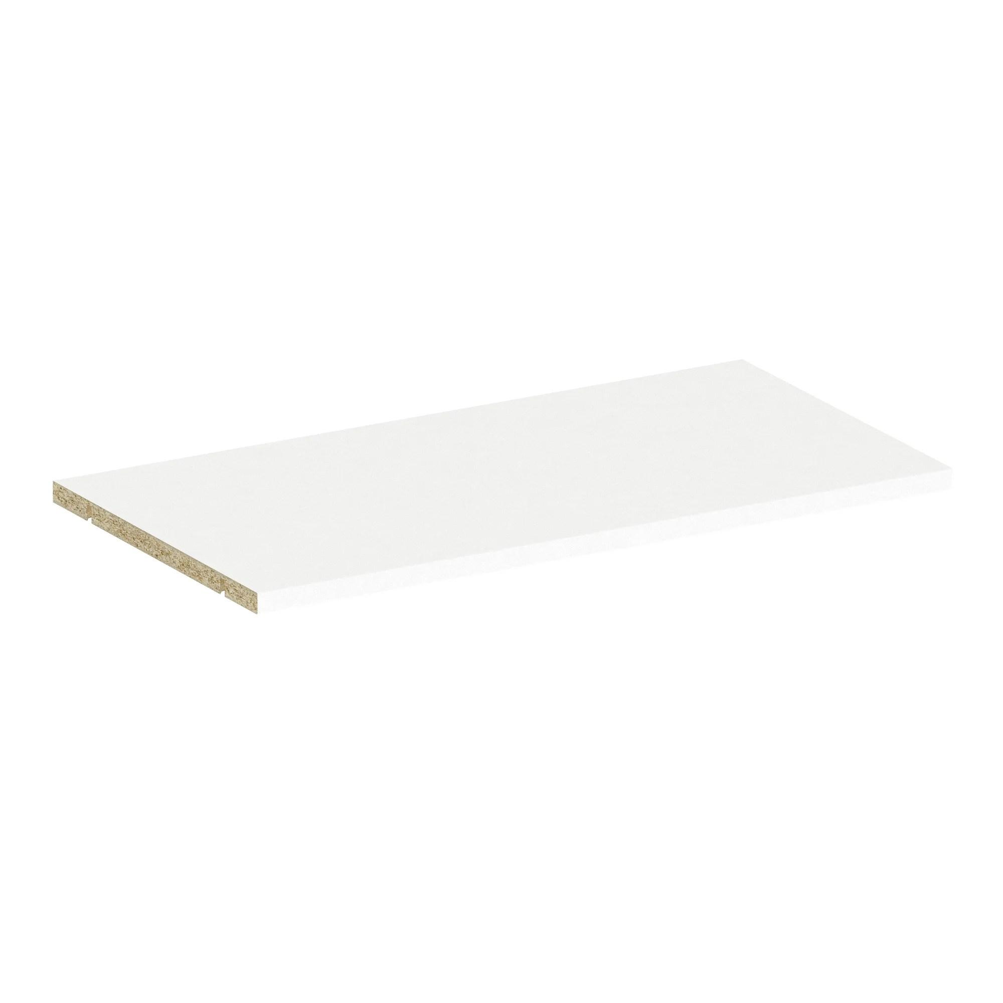 caisson spaceo home blanc h 100 x l 60 x p 30 cm
