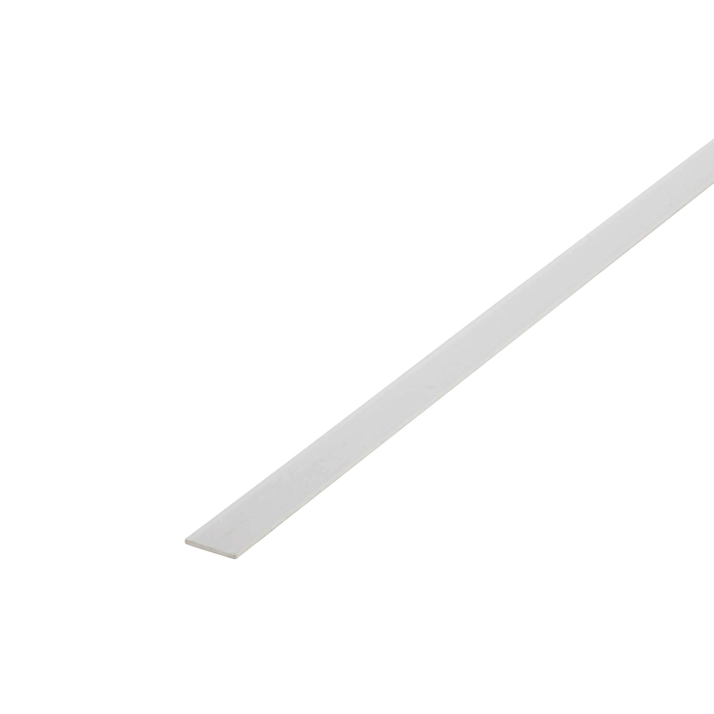 Plat Pvc Blanc 2 X 30 Mm L 2 6 M Leroy Merlin