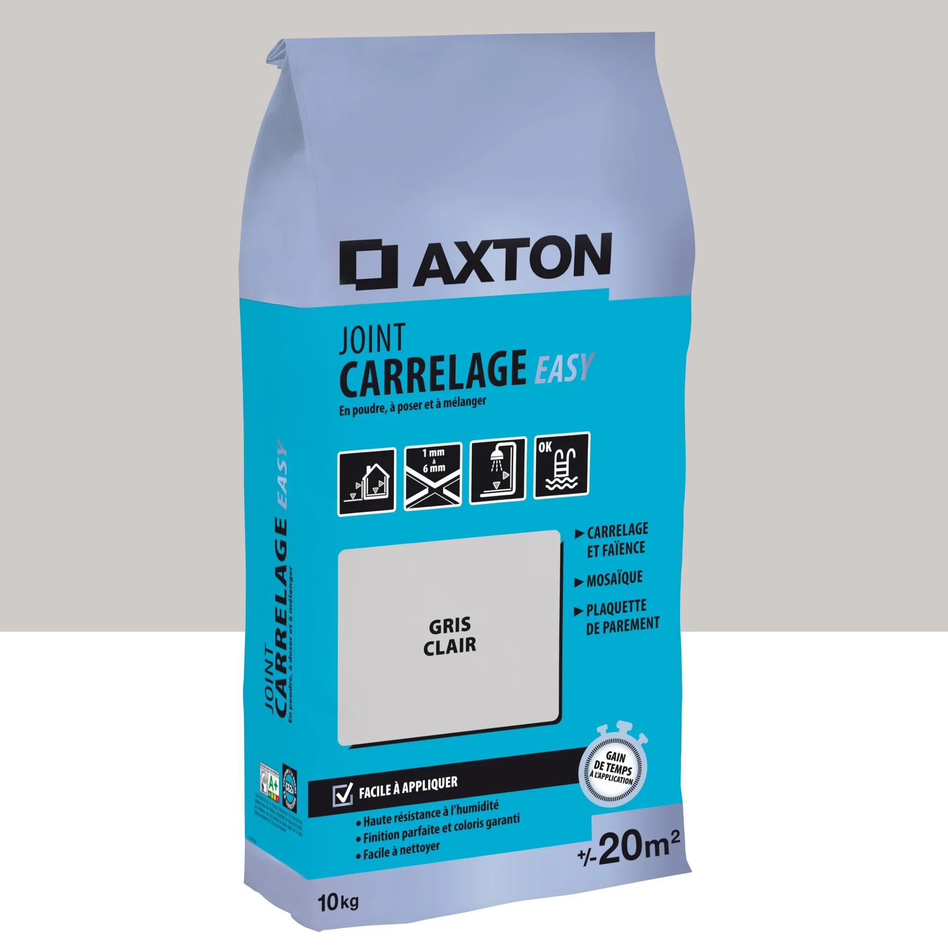 Joint Carrelage Et Mosaique Axton Gris 10 Leroy Merlin