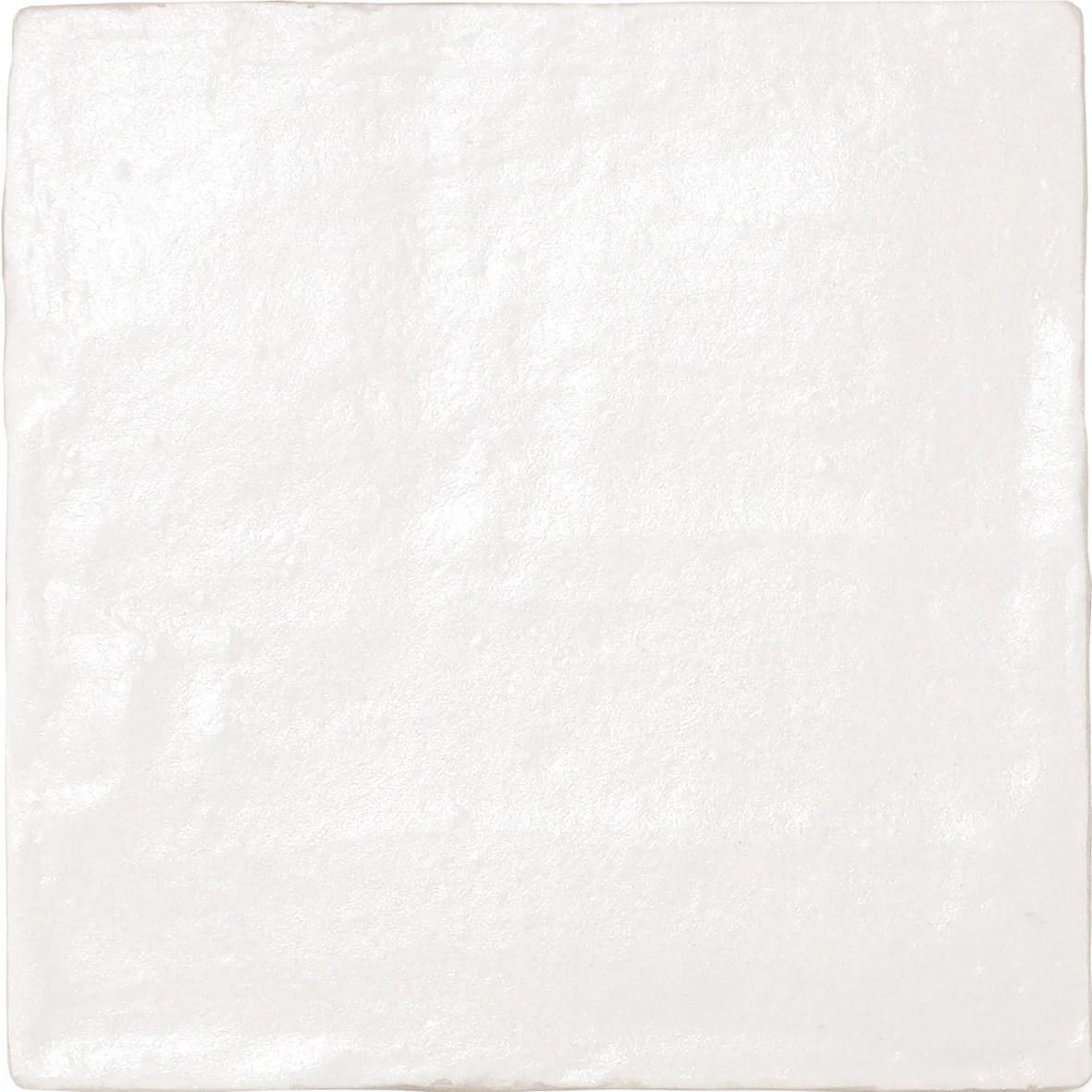 carrelage mur forte pierre blanc nacree