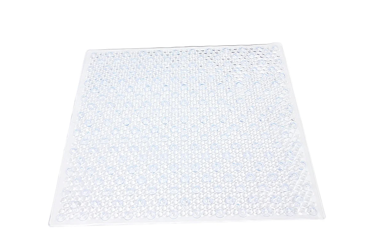 tapis antiderapant transparent pour douche funky