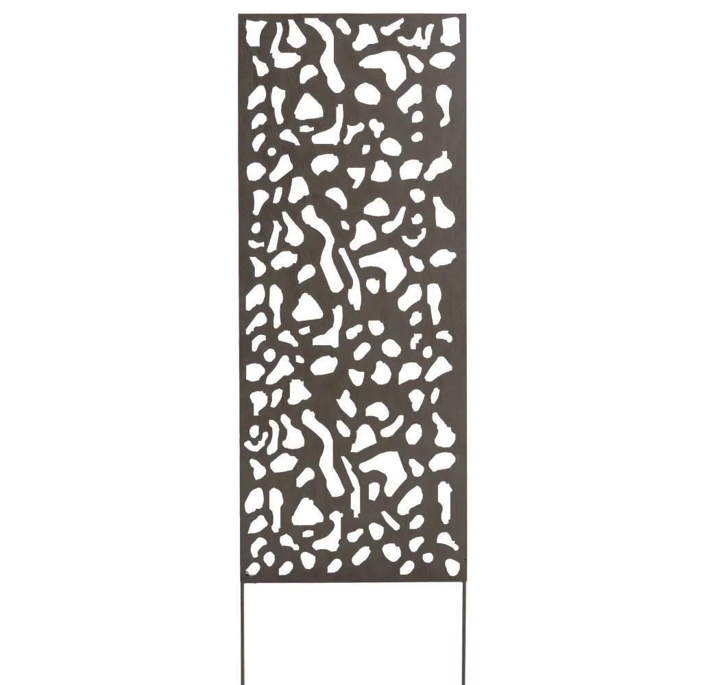 Panneau Metal Decoratif Mosaique L 60 X H 150 Cm Leroy Merlin