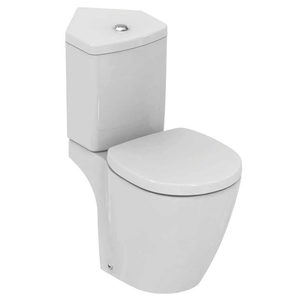 Pack Wc A Poser E129901 Connect Space Blanc Ideal Standard Leroy Merlin