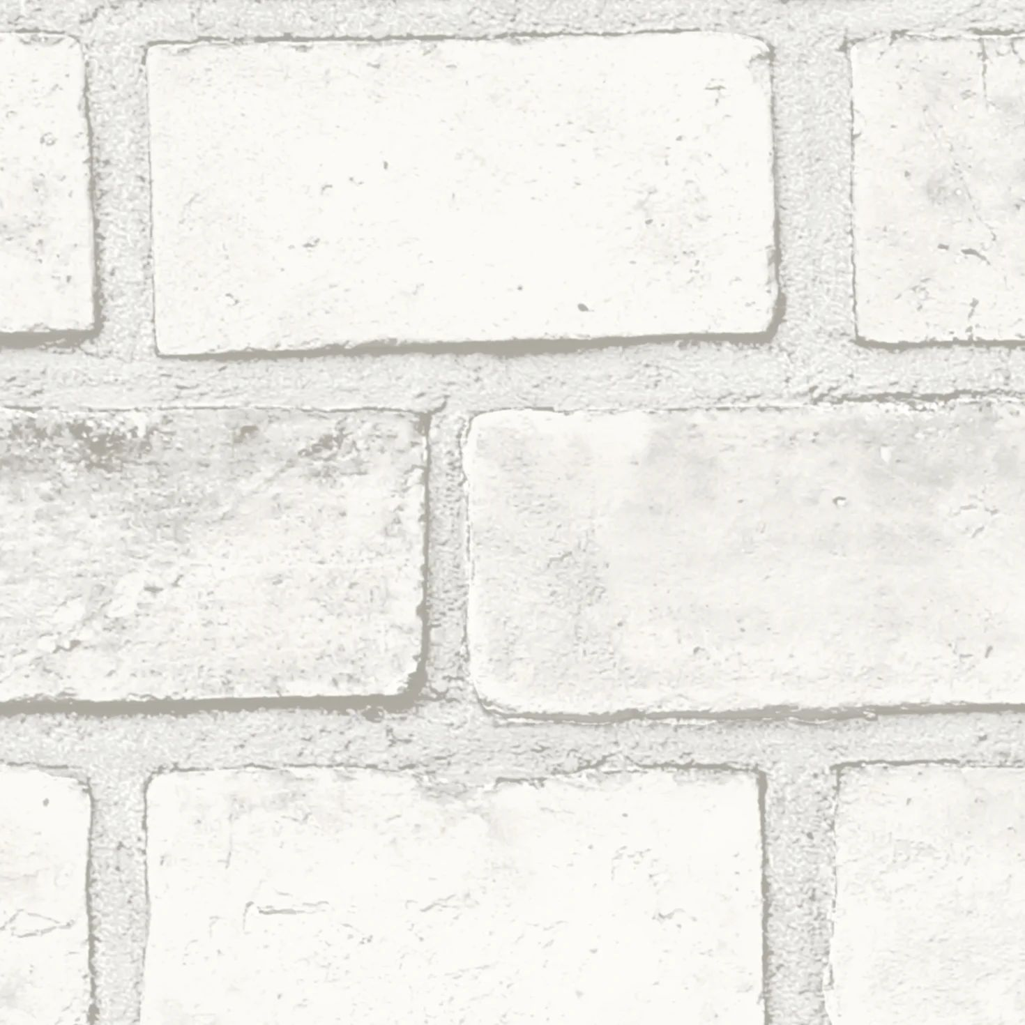 papier peint intisse sejours chambres mur brique gris blanc