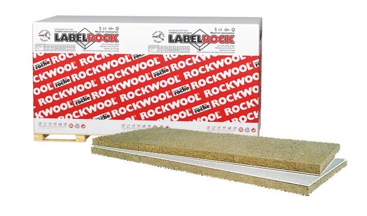 Laine De Roche Rockwool 100mm Idees