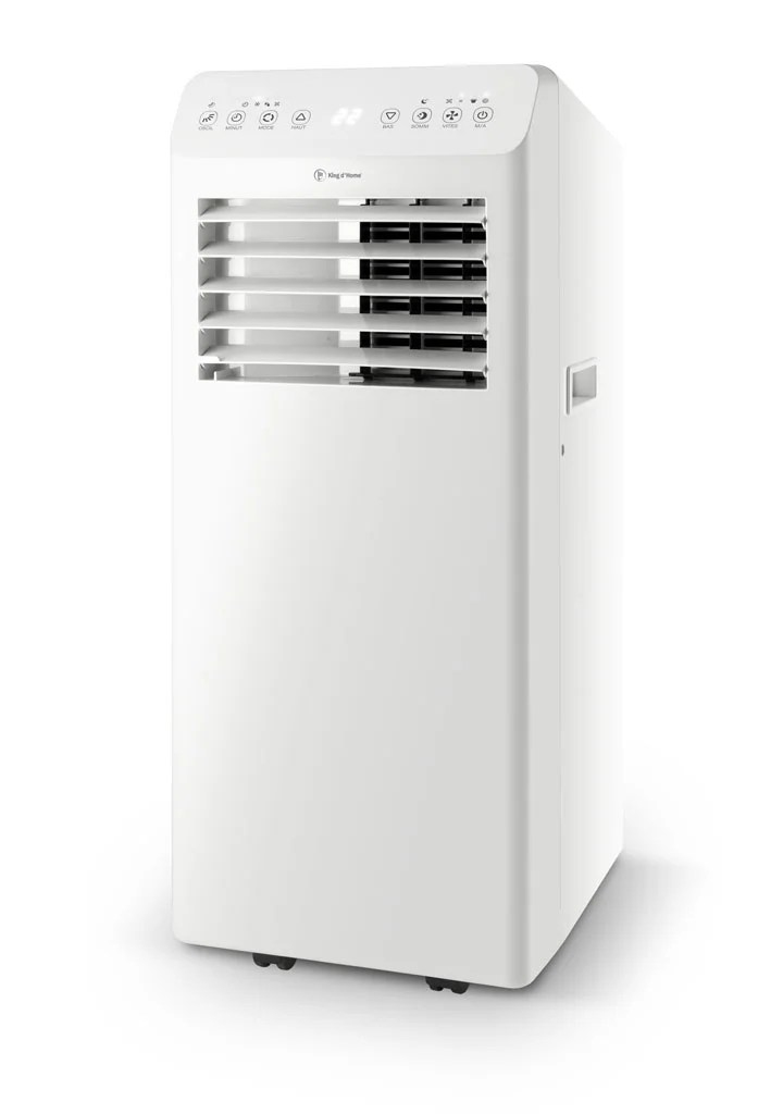 Climatiseur Mobile Cli122ebt 3200 W Leroy Merlin