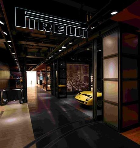 Pirelli PZero Apre il Suo Primo Flagship Store a Milano