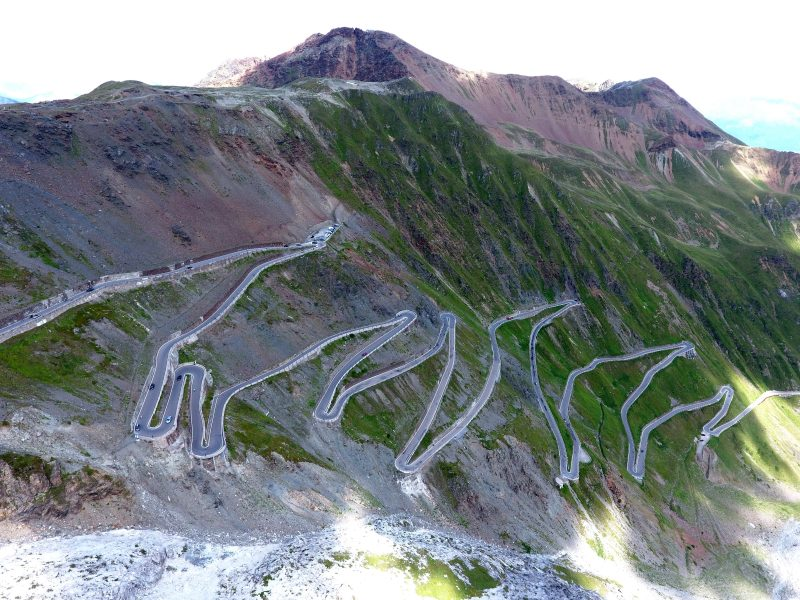 stelvio pass motorcycle tour