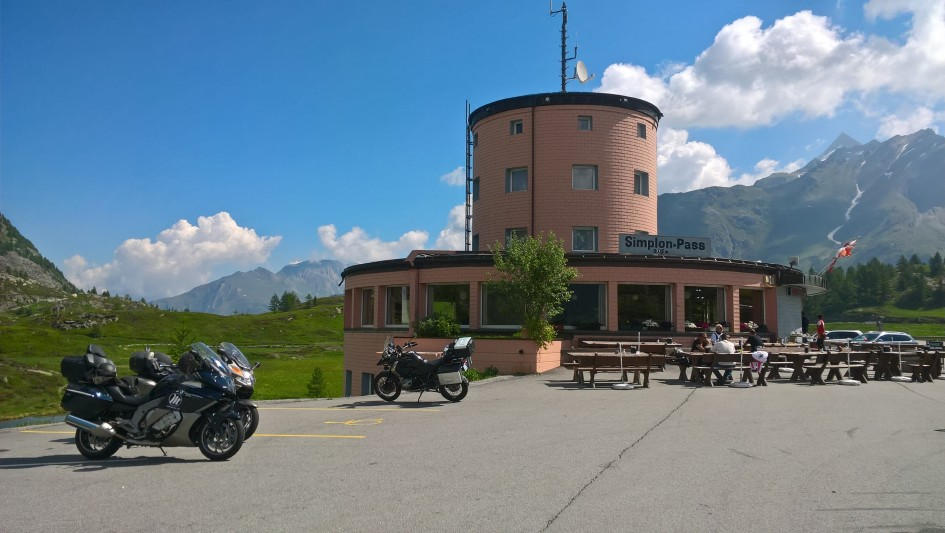 european motorcycle tours alps