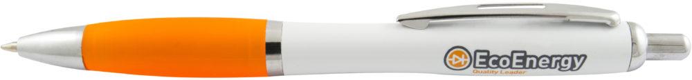 długopisy plastikowe z nadrukiem