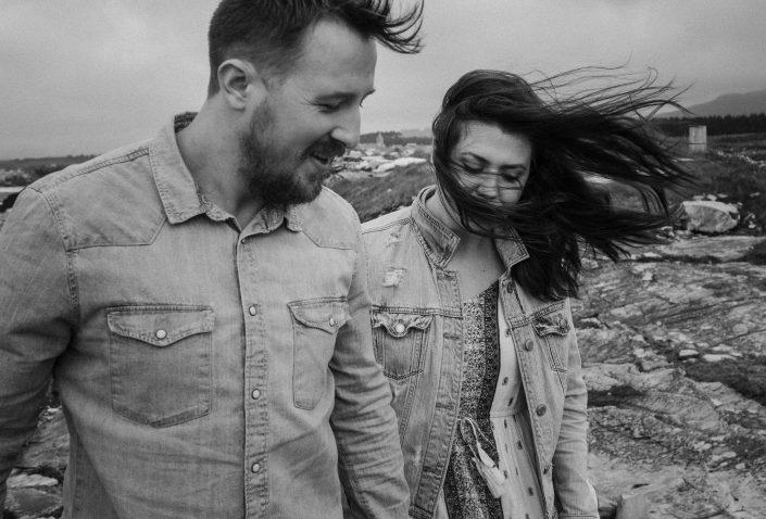 Leah & Ruben - Preboda en la costa de Galicia