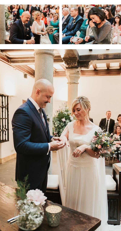 Fotografos de boda en Asturias - Boda en el palacio del Rua 15
