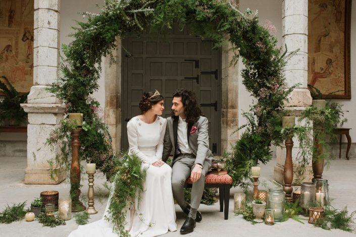 Maçao a love story -Un elopement en el Palacio de Moutas