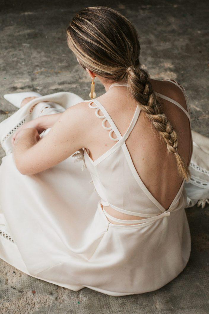 Fotógrafos de bodas en Asturias, vestidos Castellar Granados