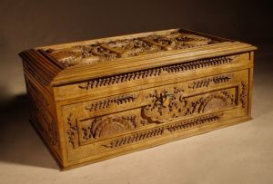 Sandalwood box