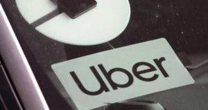Uber stickers