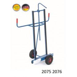 chariots porte panneaux et porte outils