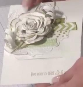 Stampissimo Video-Muttertagskarte