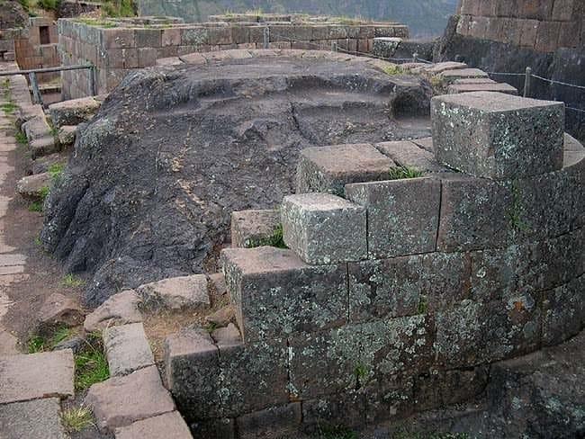 Мачу Пикчу. Перу.