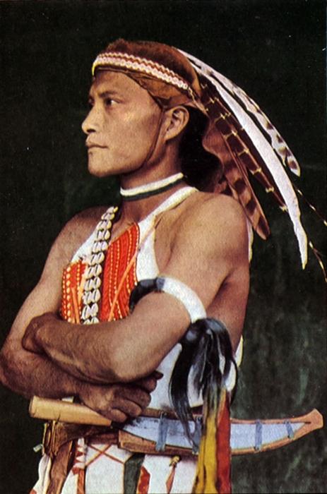 Абориген Тайваня
