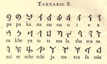 Тартарский язык