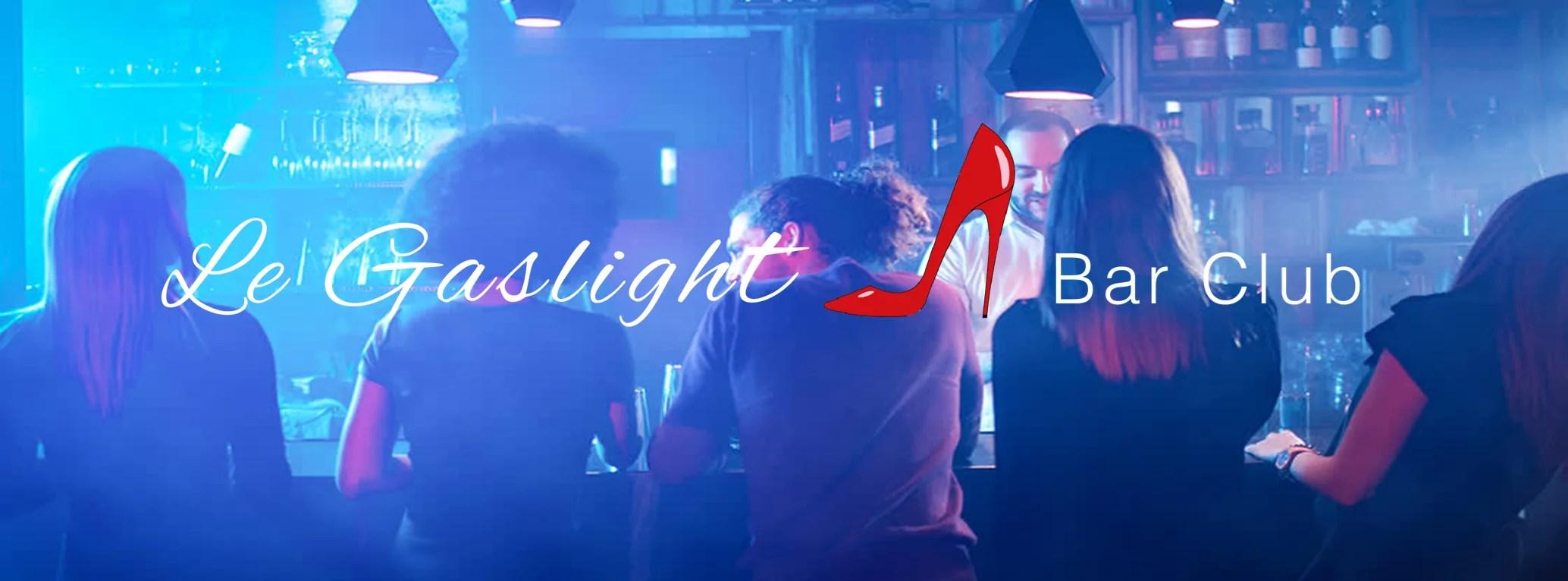 Gaslight Bar club Bordeaux