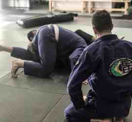 omoplata with juans gfteam patch