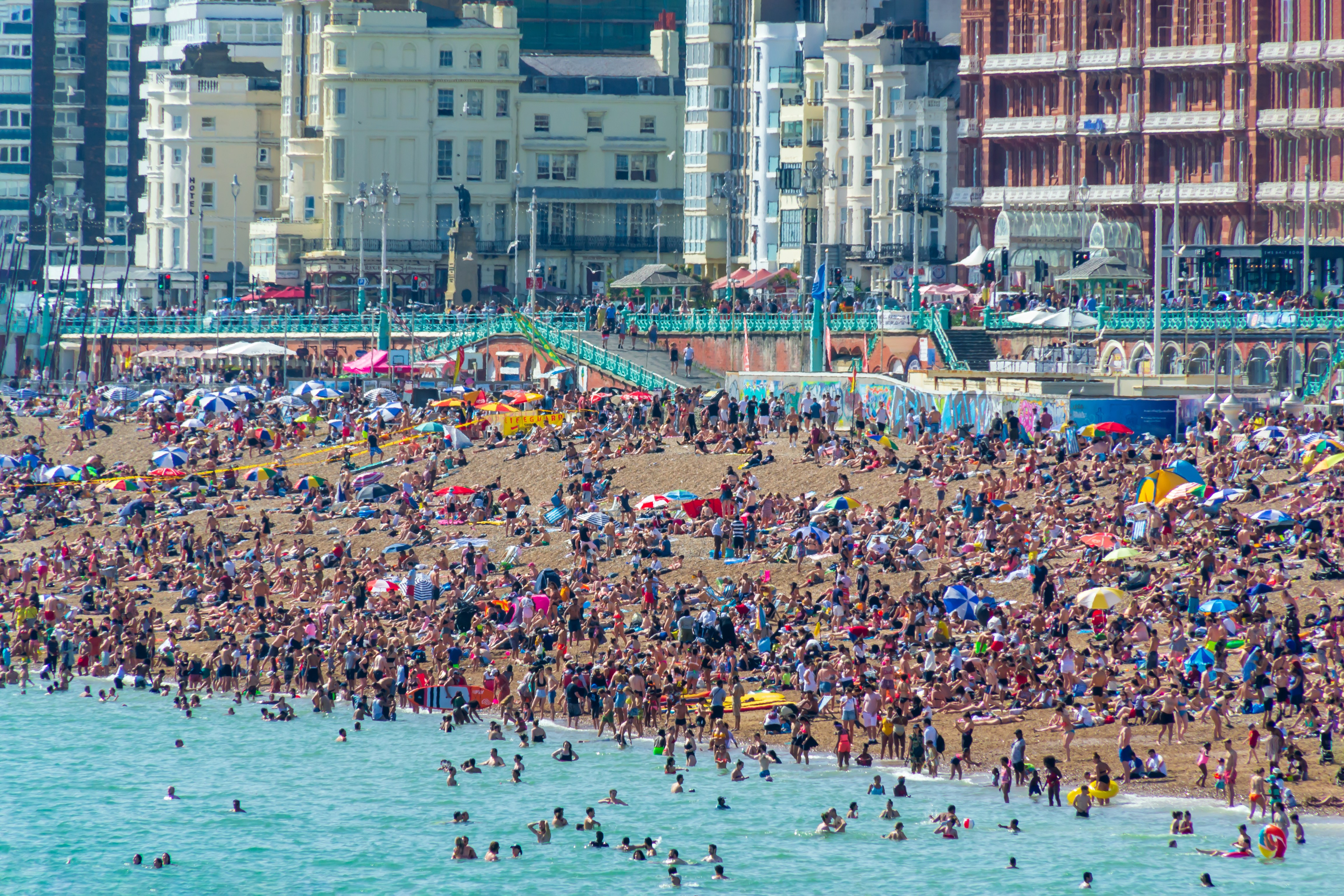 European heatwaves and health risks