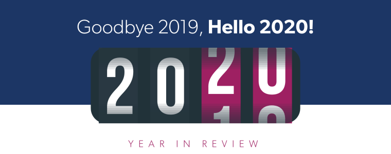 2019 - A Year in Review