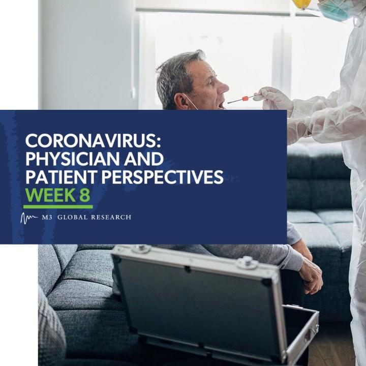 Coronavirus tracker study: Week 8