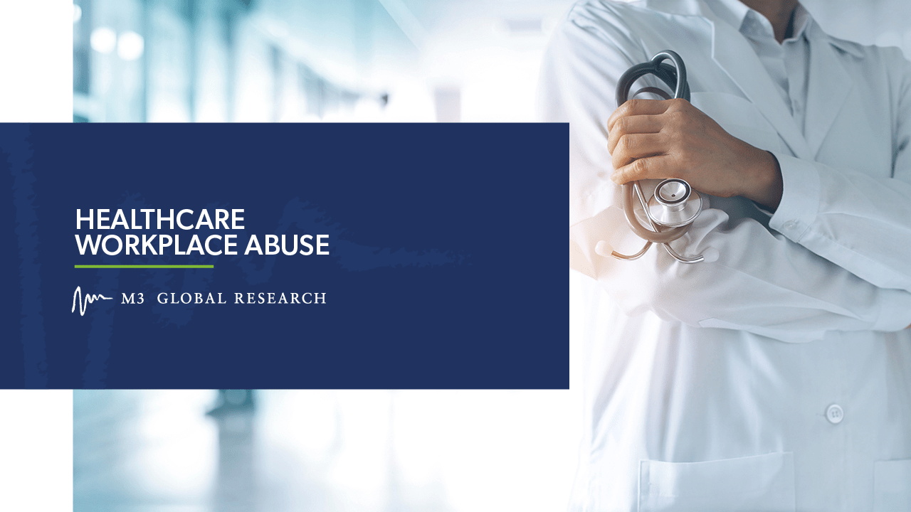 Workplace assaults in the healthcare sector