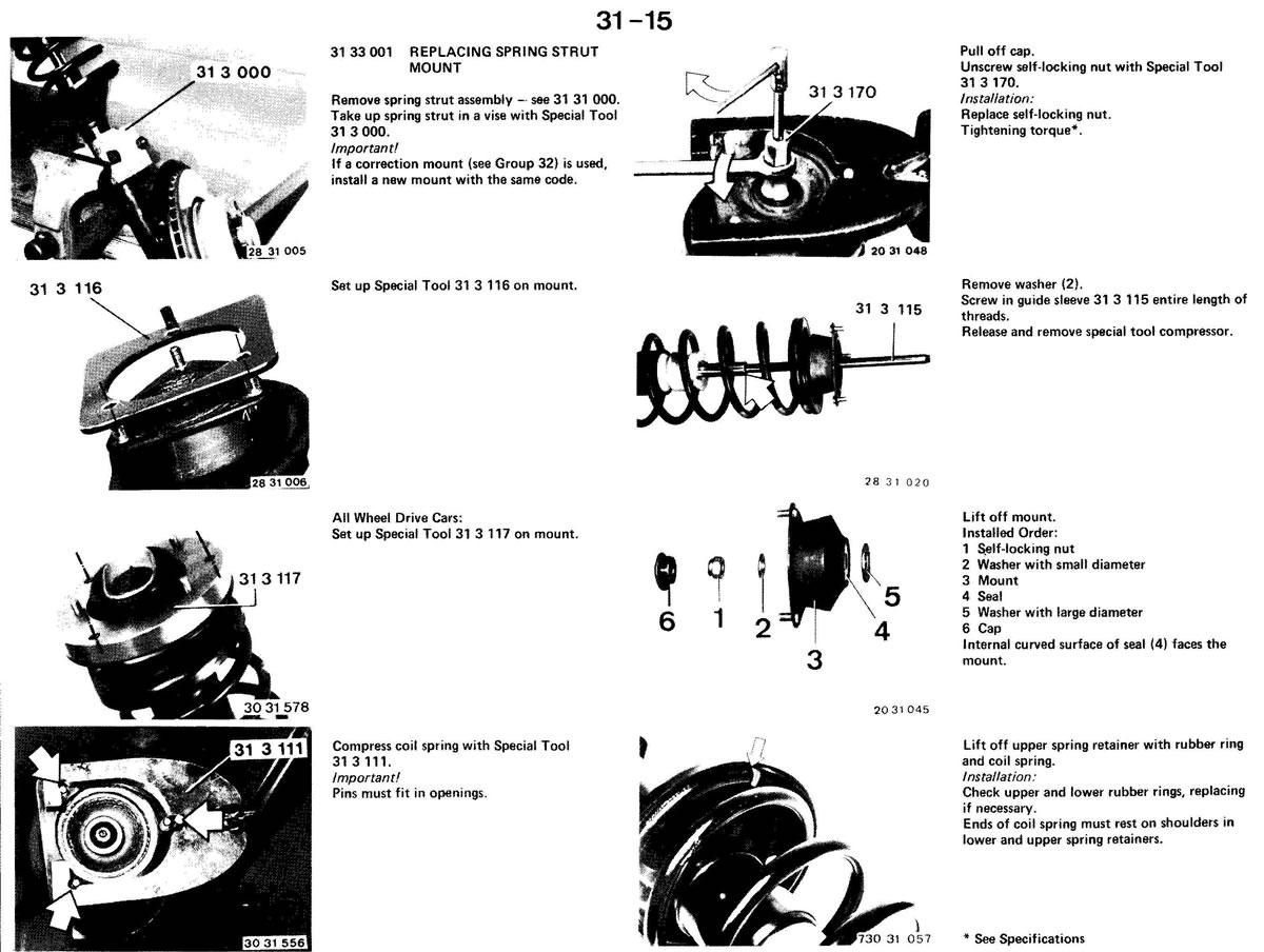 Pierre S E30 M3 Buildup Front Axle