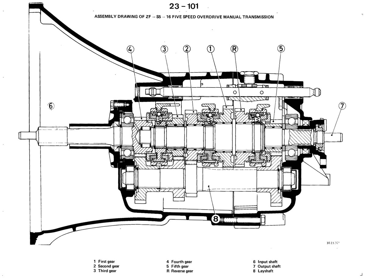 Pierre S E30 M3 Buildup Manual Transmission