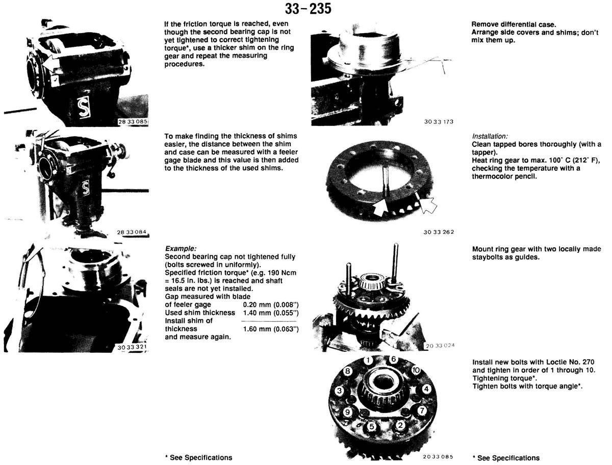 Pierre S E30 M3 Buildup Rear Axle