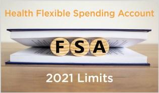 Health FSA Limits 2021