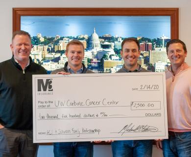 ACI Inc Benefits UW Carbone Cancer Center (Niebuhr-Reitzner)