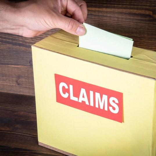 Claims Box