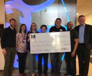 Goodman Community Center Donation (Hamielec, Gregg, Niebuhr)