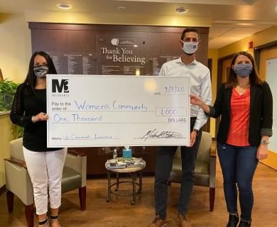 Womens Community Donation_Wausau (Maas-Kulas)