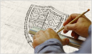 Cyber Coverage in a Construction Blueprint