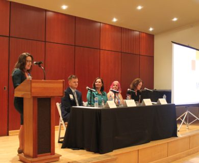 Panel at WBRG Event 0921