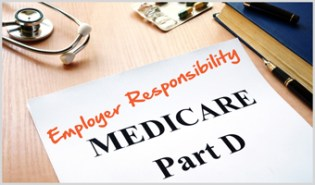 Creditable Coverage Medicare Part D Employer Responsibility