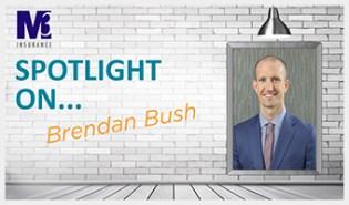 Brendan Bush EE Spotlight cover Image