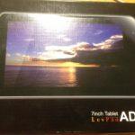 9,980円の標準USBポート搭載7インチAndroid4.0タブレットMCJ LuvPad AD701を買ってみた。