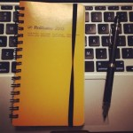 ロルバーンダイアリーを手帳&メモ帳として使うのは凄く便利!