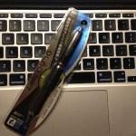 ボディノック式シャープペンシルOLNO SWIFT(オルノスイフト)を試してみた。
