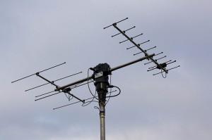 Compact VHF/UHF Setup