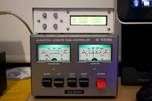 Satellite Tracking Interface Added to the station